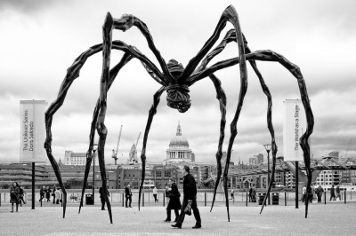 Louise Bourgeouis Spider #2