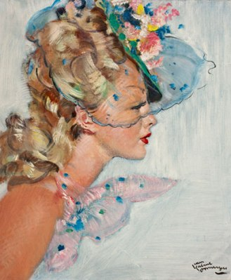 313_Jean-Gabriel-Domergue-Untitled