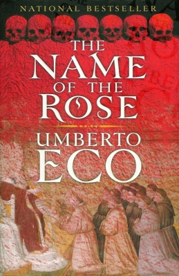 Name of the Rose cover