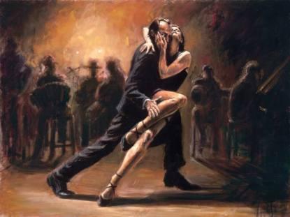 tango by fabian perez