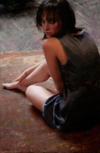 woman painting casey baugh 10