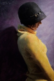 woman painting casey baugh 17