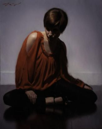 woman painting casey baugh 5