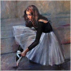 woman painting by emilia wilk 10