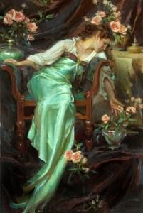 Daniel Gerhartz figurative painting