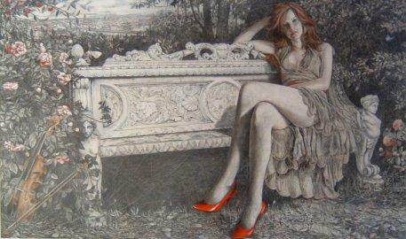 painting gianni bellini painter 15