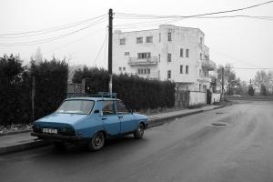 Blue Dacia (Dacie albastra)