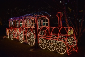 Train of Lights