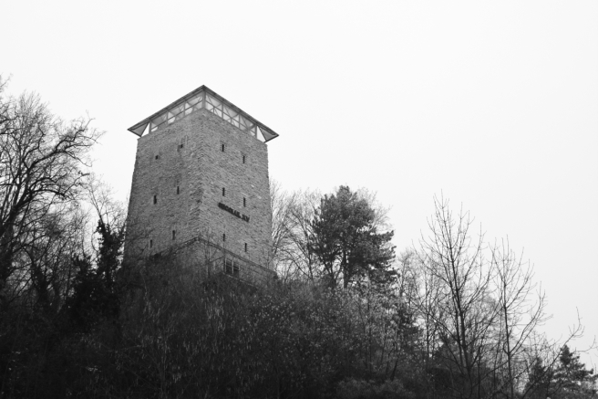 Black Tower Brasov Romania Medieval Photography