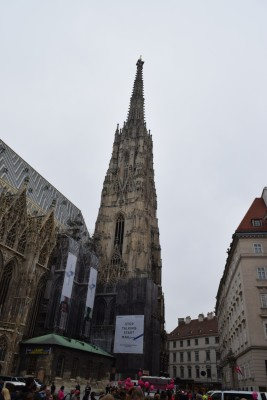 Stephansdom Tower