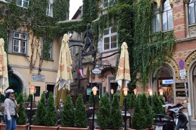 Griechenbeisl, the oldest restaurant in Vienna
