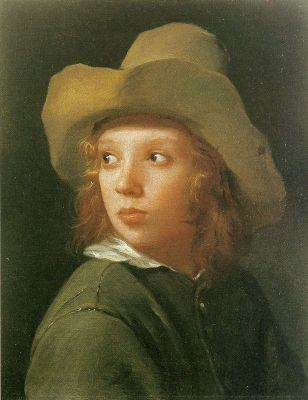 Boy with a Hat Michiel Sweerts