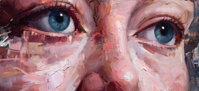 Matt Talbert Painting Seeing the World Through Fresh Eyes